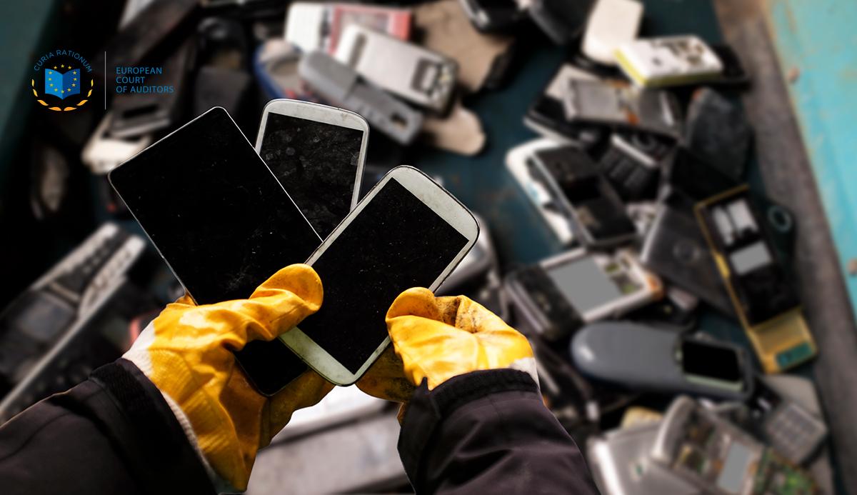 Áttekintés 04/2021: E-hulladék: uniós fellépések és fennálló kihívások
