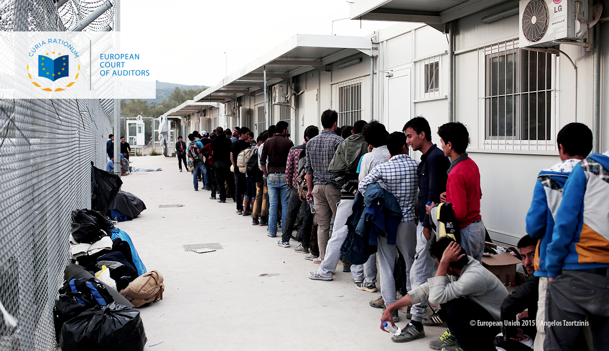Special report No 24/2019: Asylum, relocation and return of migrants: Time to step up action to address disparities between objectives and results