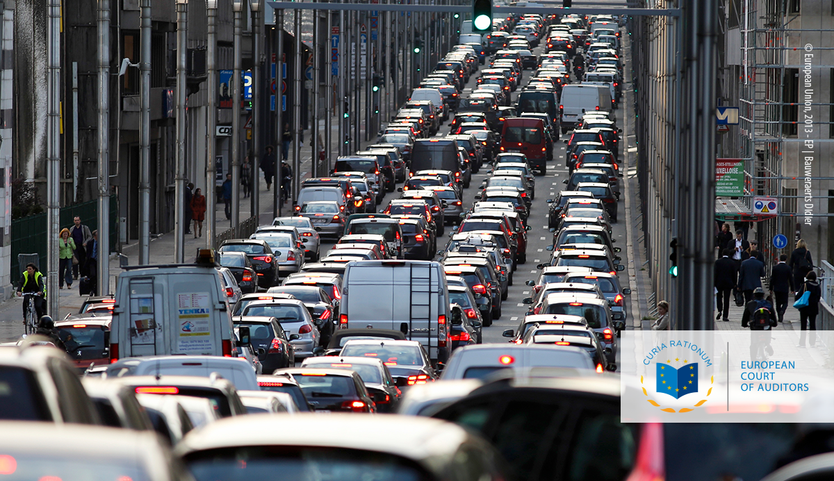 Special report 06/2020: Sustainable Urban Mobility in the EU: No substantial improvement is possible without Member States' commitment