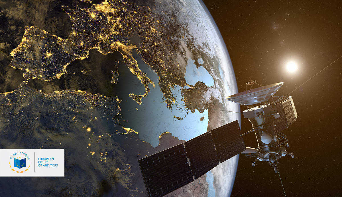 Special Report 07/2021: EU space programmes Galileo and Copernicus: services launched, but the uptake needs a further boost