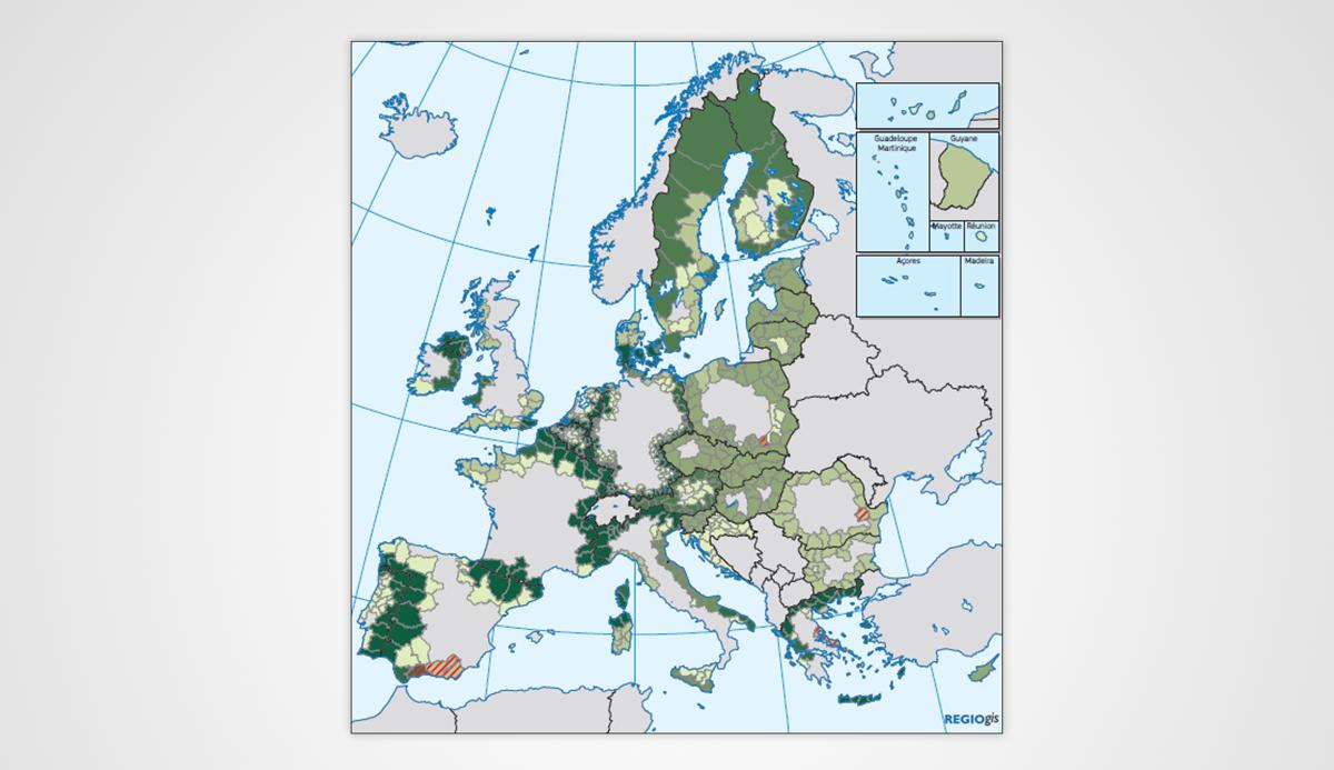 Sprawozdanie specjalne 14/2021: Współpraca międzyregionalna – potencjał regionów transgranicznych w Unii Europejskiej nie jest jeszcze w pełni wykorzystywany