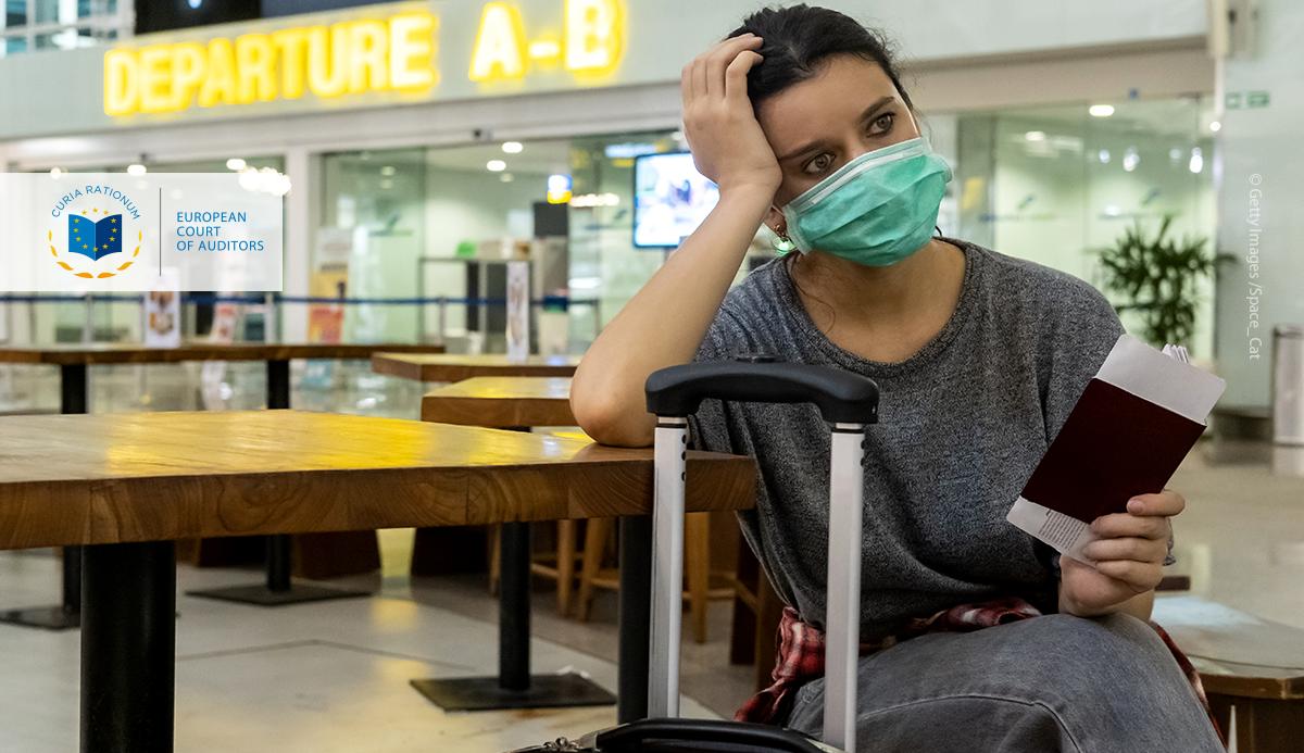 Sprawozdanie specjalne 15/2021: Prawa pasażerów lotniczych w czasie pandemii COVID-19 – pomimo wysiłków podejmowanych przez Komisję nie zapewniono ochrony najważniejszych praw