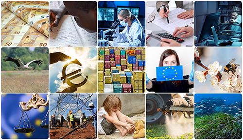 Den Europæiske Revisionsrets strategi for 2021-2025