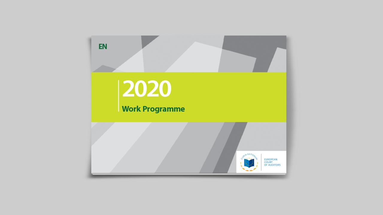Darbo programa 2020