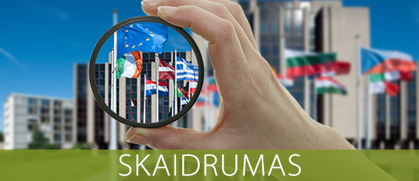 Skaidrumas Europos Audito Rūmuose