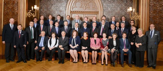 Meeting of the Contact Committee of the Heads of Supreme Audit Institutions of the European Union and the ECA, Riga, Latvia, 18-19 June 2015