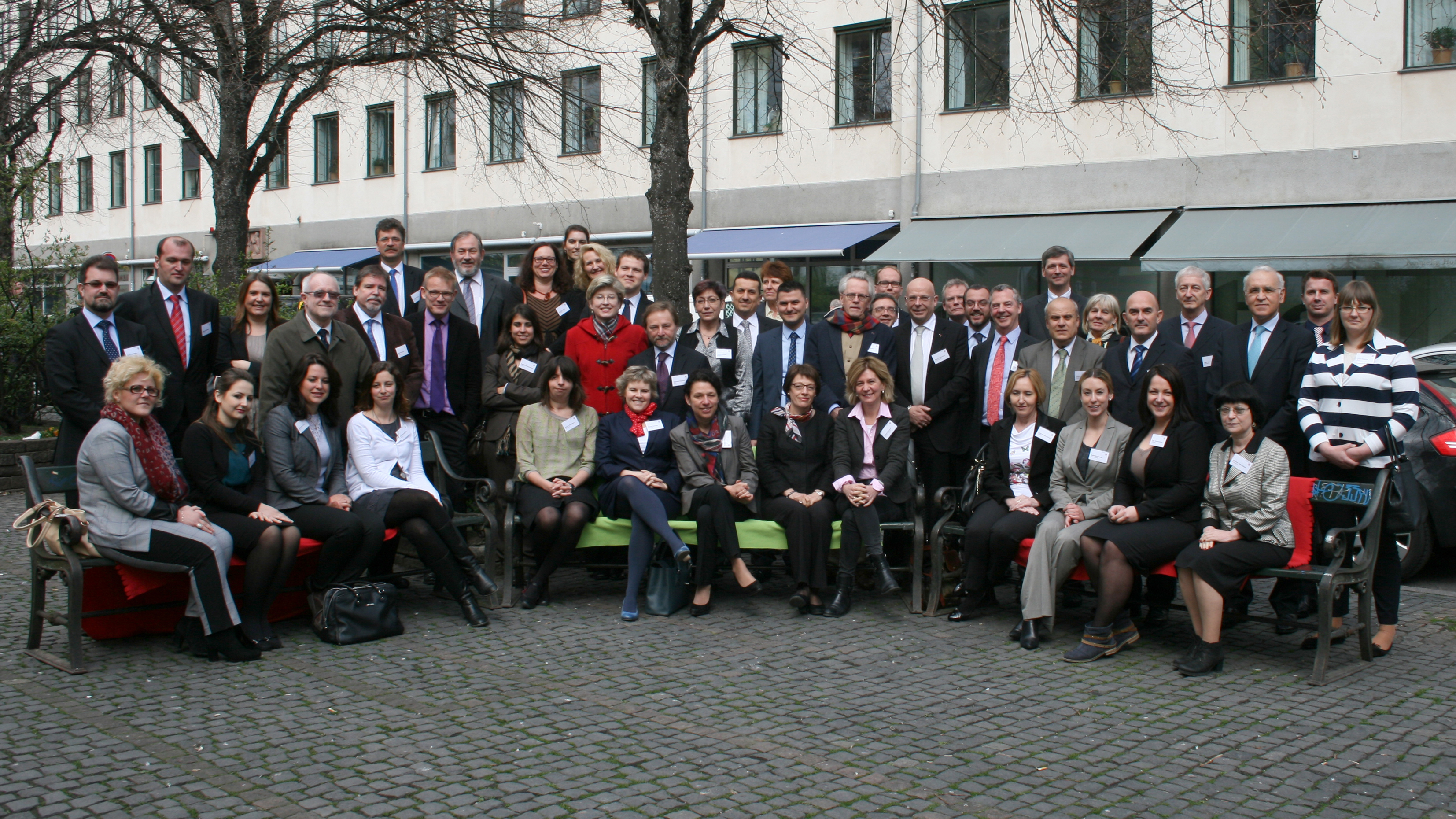 Liaison officers of the Supreme Audit Institutions (SAIs) of the 28 EU Member States and the European Court of Auditors (ECA) met in Copenhagen, Denmark on 10 - 11 April